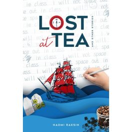 Lost at Tea and Other Stories by Naomi Raksin [Hardcover]